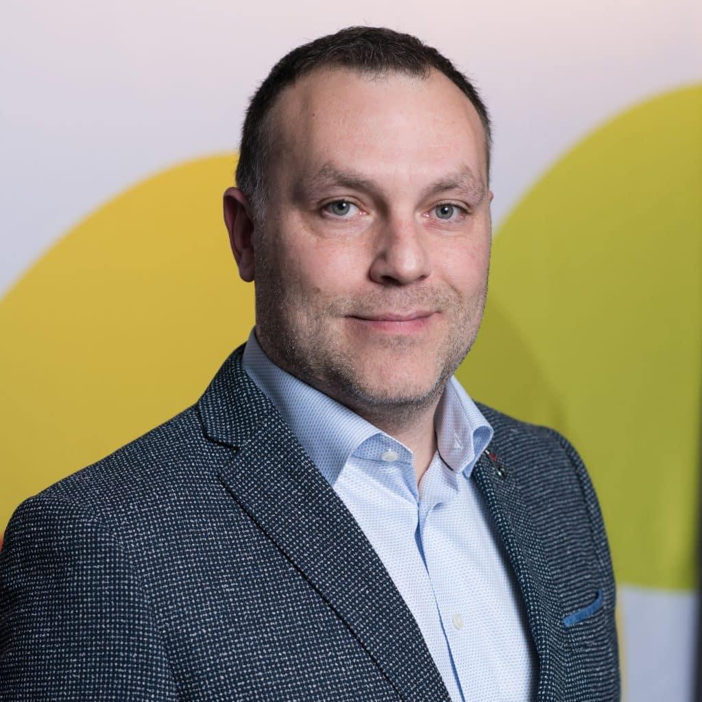 Jean-Philippe Beauvais, président de comité organisateur et, vice-président, Opérations, Plaisirs Gastronomiques