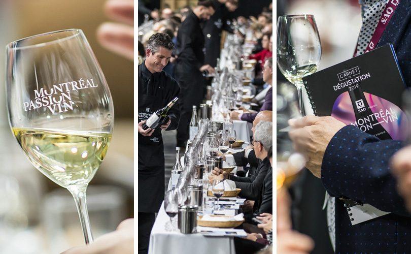 Photos de Montréal Passion Vin, l'événement vinicole de l'année organisé par la Fondation HMR