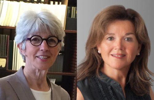 Coprésidentes À Votre Santé! 2021 - Louise Roby, Johanne Desrochers