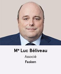Luc Béliveau - Fasken