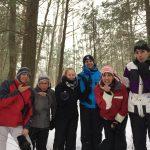 Photo de Sonia avec ses amis et ses famille