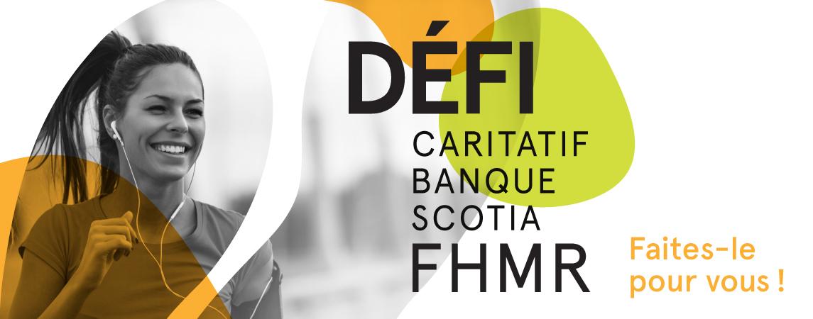 Défi caritatif Banque Scotia FHMR : Boîte à outils
