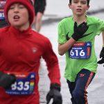 Enfant course, Défi caritatif Banque Scotia 2019