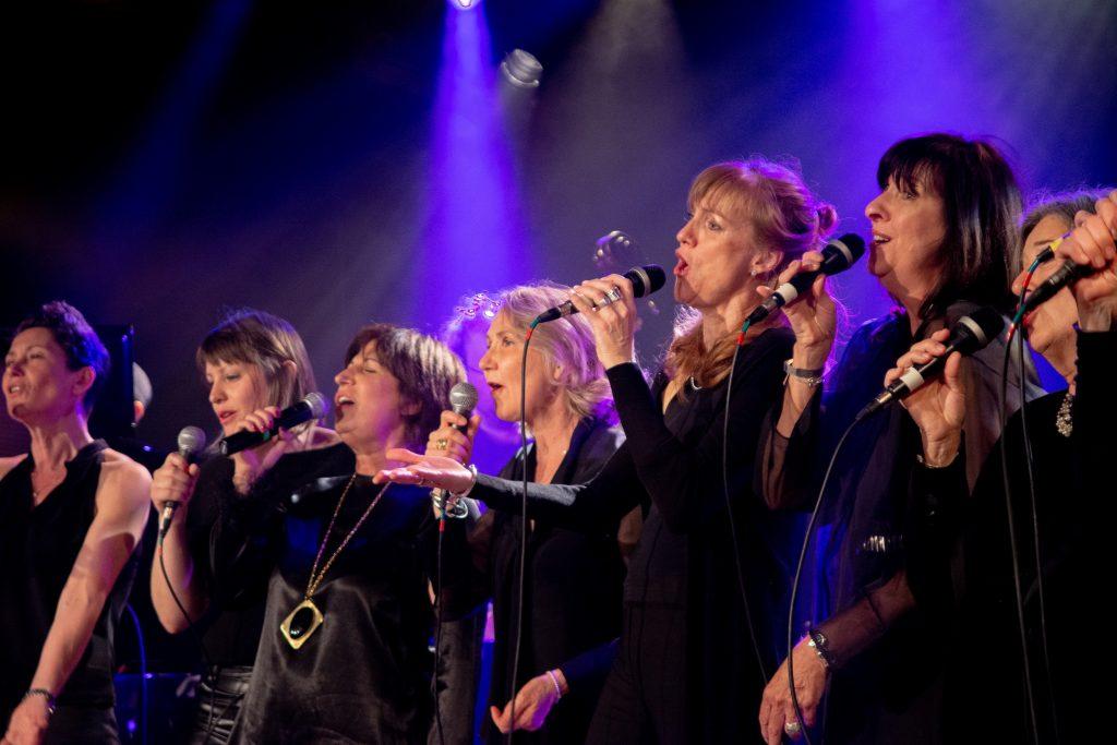 Les Femmeuses chantantes - Hommage à la vie