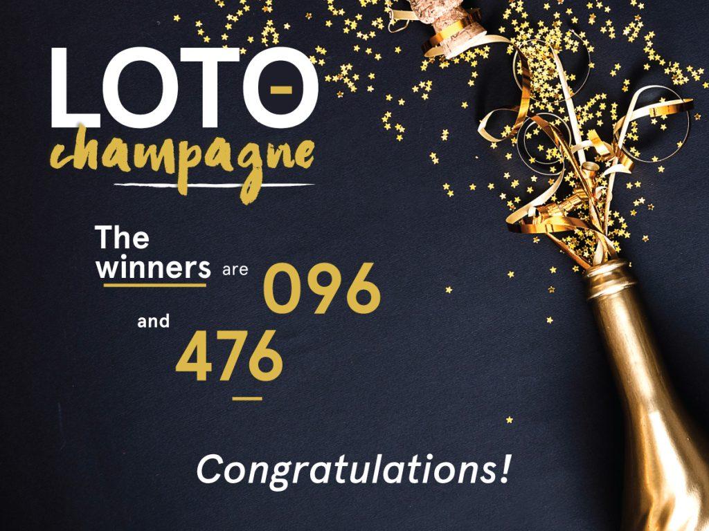 Loto-Champagne winners