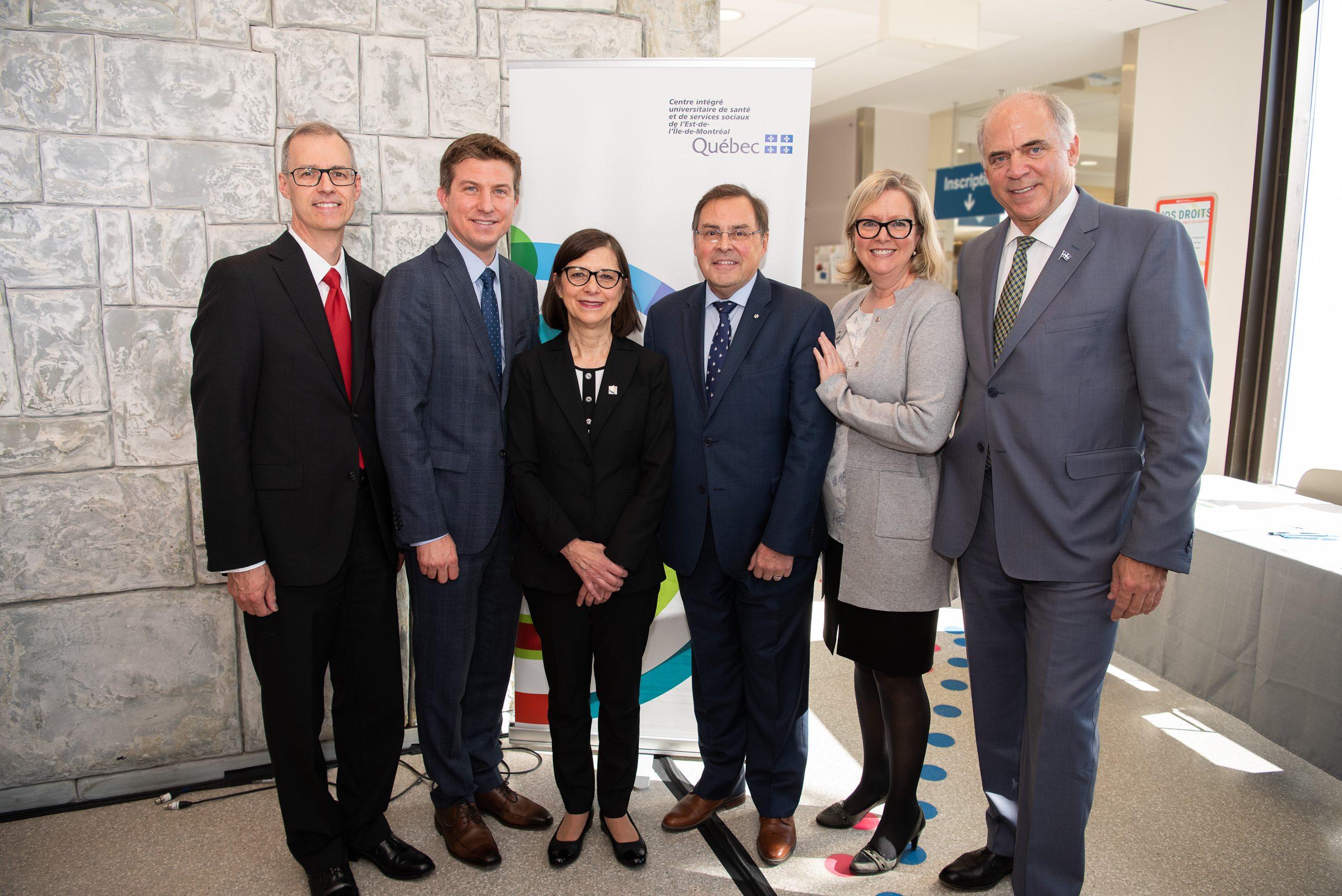 HMR désigné Institut universitaire en hémato-oncologie et en thérapie cellulaire