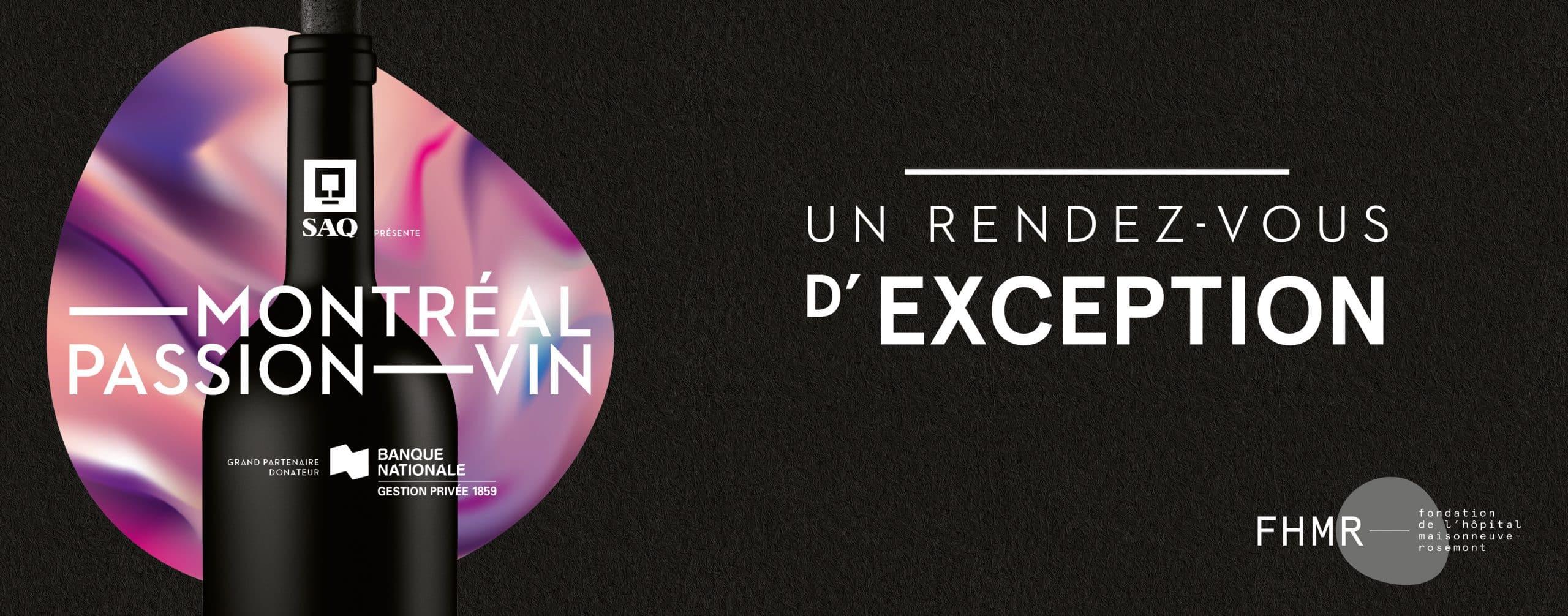 Montréal Passion Vin 2019