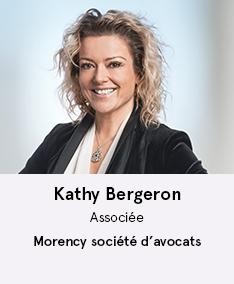 Kathy Bergeron - membre du comité À Votre Santé!