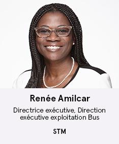 Renée Amilcar - membre du comité À Votre Santé!