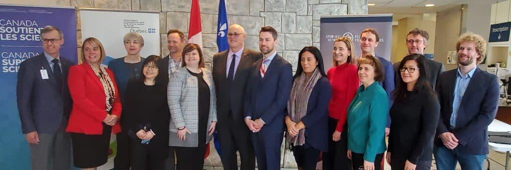 photo des participants de la conférence de presse du 2 mars 2020