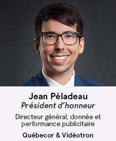 Jean Péladeau - président d'honneur