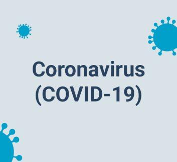 Visuel du Coronavirus, COVID-19