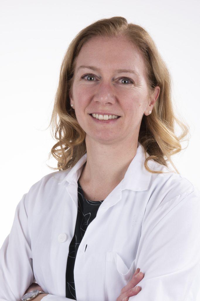 Dre Isabelle Fleury, Hémato-oncologue à l'HMR