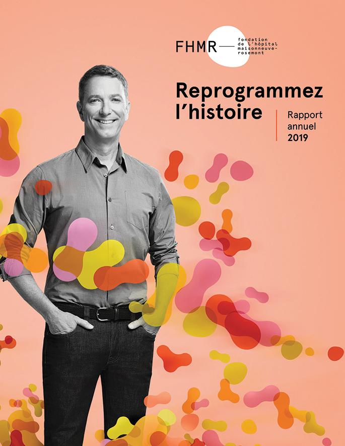 Rapport annuel 2019 - Reprogrammez l'histoire