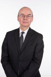 Photo de Grégoire Rochon, fier donateur de la Fondation de l'Hôpital Maisonneuve-Rosemont