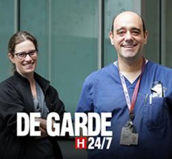 De garde 24/7 - diffusée à Télé-Québec