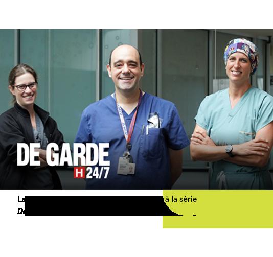 Fonds Tous solidaires de l'Hôpital Maisonneuve-Rosemont