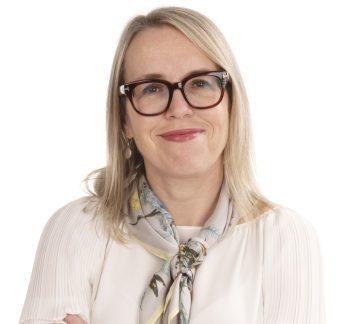 Julie Desharnais, directrice générale